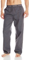Ben Sherman Men's Line Check Woven Sleep Pant