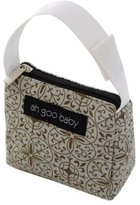 Ah Goo Baby Pacifier Tote, Morocco, /Sand, 1-Pack