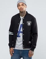 Majestic Raiders Letterman Jacket