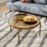 west elm Roar + RabbitTM Layered Coffee Table