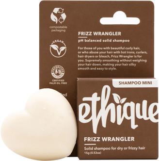 Éthique Frizz Wrangler Solid Shampoo Mini 15G