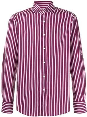 Brunello Cucinelli casual striped shirt