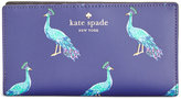 Kate Spade Harding Street Peacock Stacy Wallet