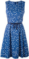 Woolrich floral shift dress - women - Cotton - L