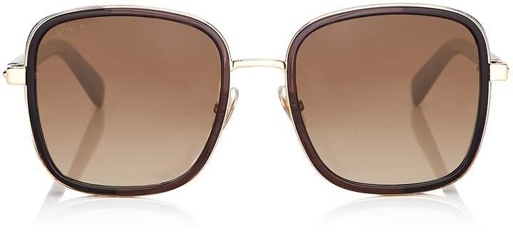 3117a46dae8d1 Oversize Sunglasses Jimmy Choo - ShopStyle UK