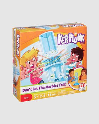 Mattel Games - Men's White Games - Kerplunk Game - Size One Size at The Iconic
