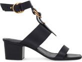 Chloé Kingsley leather heeled sandals