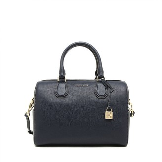Michael Kors Navy Leather Handbags