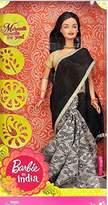 Effy Barbie In India (New) - Black Saree