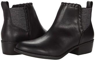 Skechers Texas - Gore Bootie (Black/Black) Women's Boots