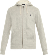 Polo Ralph Lauren Zip-up hooded sweatshirt