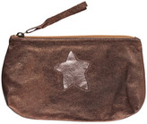 Easy Peasy T2 Iridescent Star Leather Pencil Case