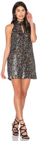 Cynthia Rowley Sequin Shift Dress