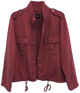 Rails Maverick Oxblood Jacket