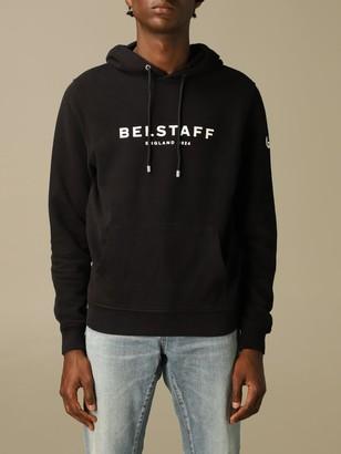 Belstaff Sweatshirt Cotton Sweatshirt With Logo