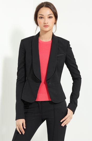 Jason Wu Stretch Gabardine Jacket