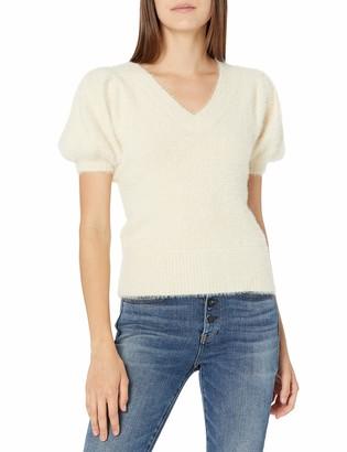 ASTR the Label Women's Alina Puff Sleeve Sweater
