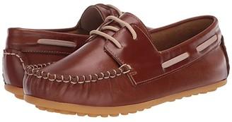 Elephantito Regatta Boat Shoe (Toddler/Little Kid/Big Kid) (Natural) Boy's Shoes