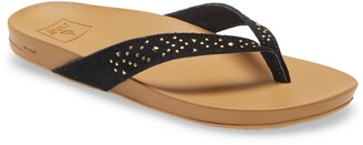 Reef Cushion Bounce Court Studs Flip Flop