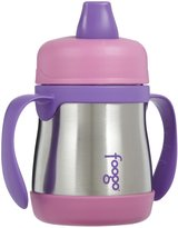 Green Baby Foogo by Thermos Insulated Sippy Cup w Handles