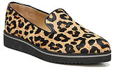 Franco Sarto Fabrina Calf Hair Loafers