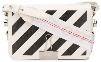 Off-White Diagonal crossbody bag