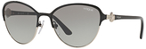 Vogue VO4012S Oval Sunglasses, Black