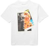 Neil Barrett - Rocky Elton Printed Cotton-jersey T-shirt