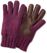 L.L. Bean Men's Ragg Wool Gloves