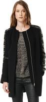 Rebecca Taylor Boucle Coat