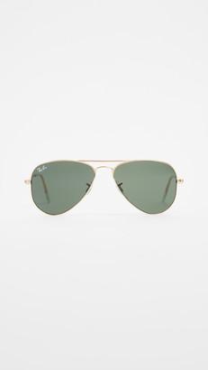 Ray-Ban RB3044 Classic Aviator Sunglasses