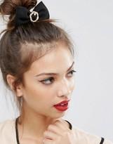 Asos Hair Bow & Brooch