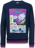 Iceberg Batman print sweatshirt - men - Cotton/Polyester - S