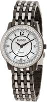 August Steiner Women's ASA827TTB Dazzling Diamond Bracelet Watch