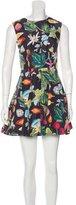 Camilla And Marc Revival Botanical Print Dress