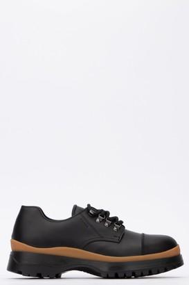 Prada Chunky Lace-Up Shoes