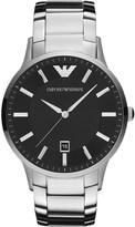 Emporio Armani AR2457 stainless steel watch