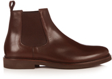A.P.C. Grant leather chelsea boots