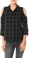 Generation Love Maisie Plaid Button Down Shirt