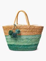 Lucky Brand Basket Beach Tote