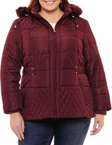 Details Heavyweight Puffer Jacket-Plus