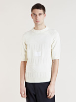 Men's Wool Knit Sweater