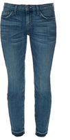 Current/Elliott The Stiletto low-rise skinny jeans