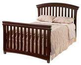 Westwood Design Stratton Full Size Bed Rails in Chocolate Mist