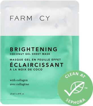 Farmacy - Coconut Gel Sheet Mask - Brightening