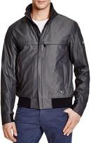 BOSS GREEN Jadon Microstripe Jacket