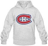 mjensen men hoodies Men Montreal Canadiens Custom Causal Size M Color Hoddies By Mjensen