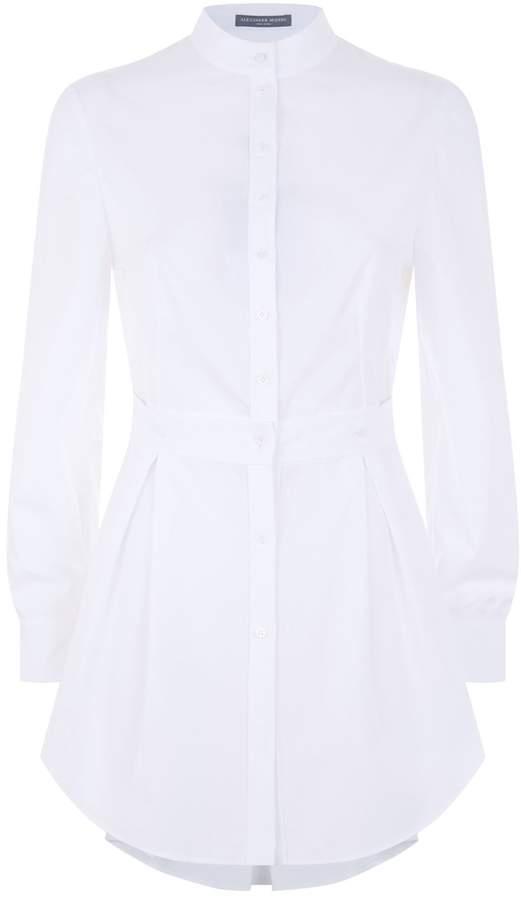 Alexander McQueen Slash Waist Shirt