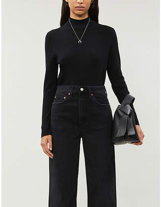 Won Hundred Aleena relaxed-fit turtleneck wool jumper