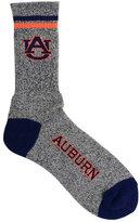 For Bare Feet Auburn Tigers Two Stripe Socks